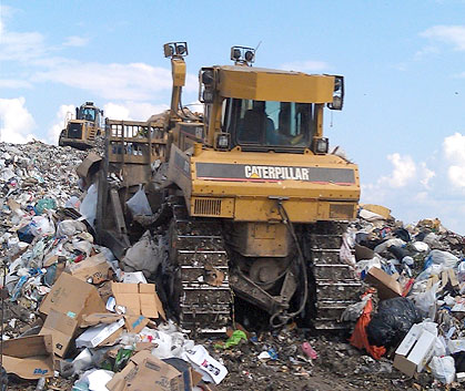 Documentation of waste management